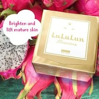 BRAND NEW Lululun Face Mask, Precious White Collection, 32 Sheets Coquitlam
