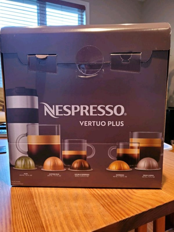 nespresso virtuo plus 0