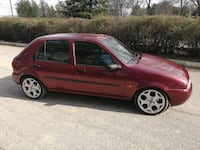 1999 Ford Fiesta 1.25I FLAIR