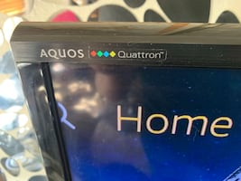 "60"" Sharp Aquos TV For Sale"