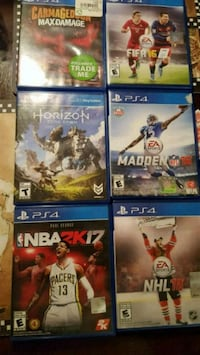 PS4 games 728 km
