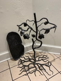 Grapes of Wrath 5 piece Fireplace set