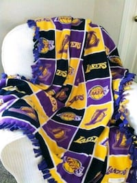 Lakers Blanket.. Pomona, 91768