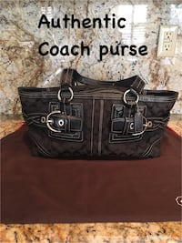 Authentic Coach purse Coral Springs, 33076
