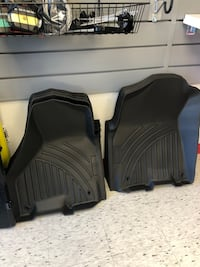 Brand new floor mats for Ram, Ford F-150 and Toyota Tacoma trucks