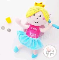 Tooth Fairy Stuffies