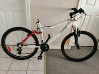 CCM Mountain bike *seatless* Burnaby, V5E 1M2