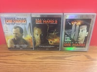 Die hard the ultimate collection 6 disc 3 movie DVD set