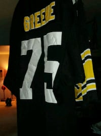 black and yellow NFL jersey Fairfield, 94533