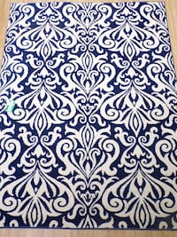 Brand new 5'X7' Transitional Navy RUG Roswell, 30076