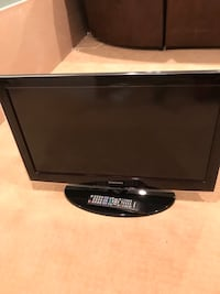 black Samsung flat screen TV Leesburg, 20176