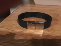 Louis Vuitton leather bracelet Dallas