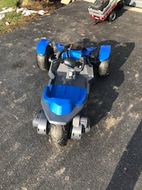 blue and black ATV ride-on toy Williamsport, 21795