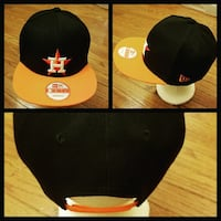 AUTHENTICMLB BASEBALL SNAPBACK HAT.