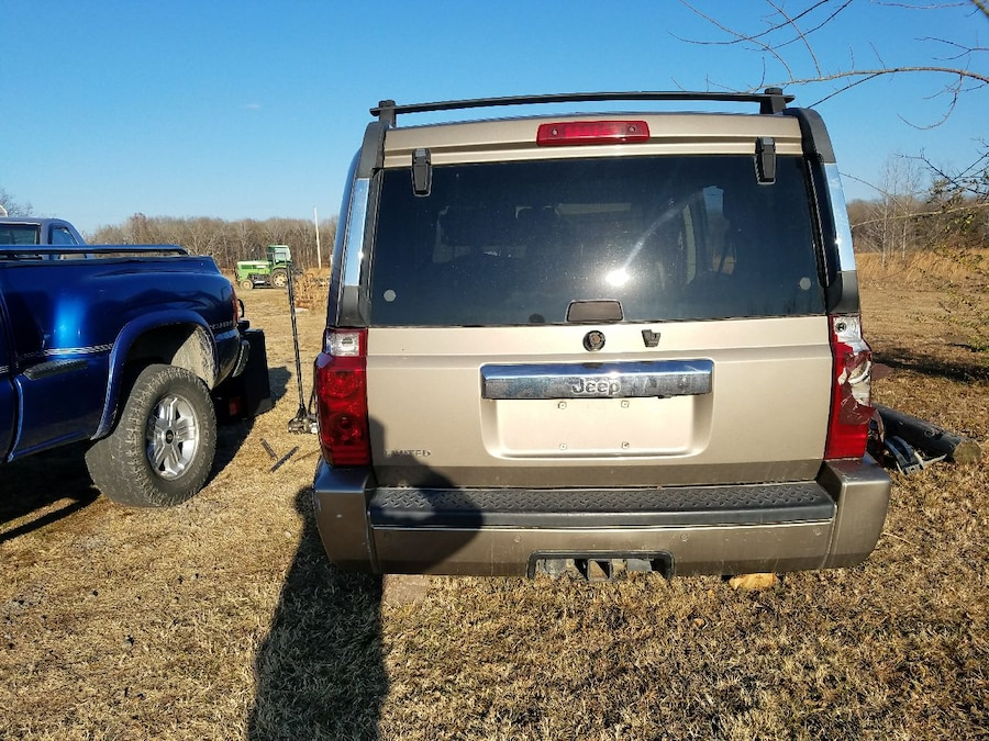 used parting out 2006 jeep commander for sale in beebe letgo rh us letgo com  2006 jeep commander a/c evaporator