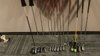 GOLF CLUBS. LIKE New Canmore, T1W 1N5