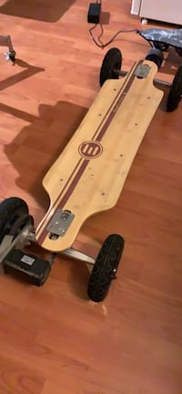 Gen 2 evolve electric all terrain board Surrey, V4N 0W2