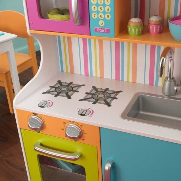 KidKraft Play Kitchen (New in Box) 8d4ff03c-549e-497a-89a1-65a4b98a472b