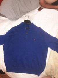 Sweater .. mens Polo Chattanooga