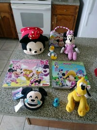 Disney Minnie Mouse small chicos y Todo junto Pharr, 78577