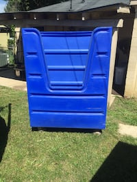 blue and black plastic tool cabinet Baton Rouge, 70805