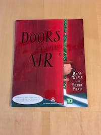 Doors in the Air in Great Condition  Montréal, H4M 0A1