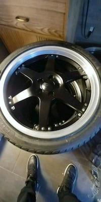 racing rally rims Edmonton, T6C 0P7