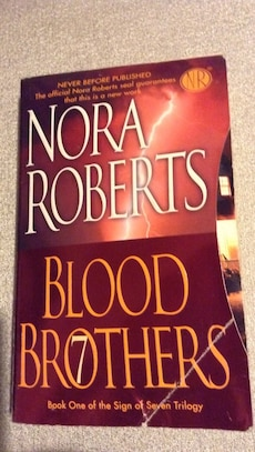 Blood Brothers by Nora Roberts (2007, Hardcover)