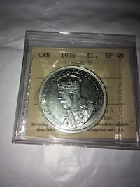 CANADIAN SILVER DOLLAR Windsor, N9C 2B4