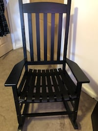 new Rocky chair black