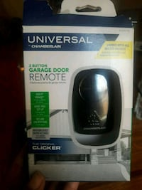 brand new universal garage door remote