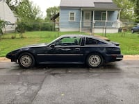Nissan - 300ZX - 1986 Silver Spring