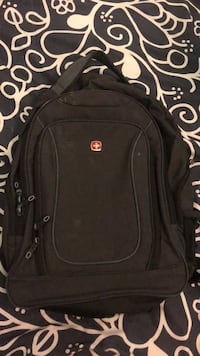Swiss gear black backpack  Ottawa, K2B