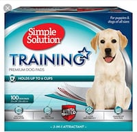 Simple solution training pads (100) Arlington, 22204