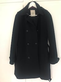 Esprit black wool coat Oslo, 0682