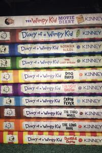 Diary Of A Wimpy Kid Series: 10  Books+ 2 Free if you buy the 10 Toronto, M1C 2A4