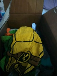 I have a box of boys clothes good condition for sa Frederick, 21702