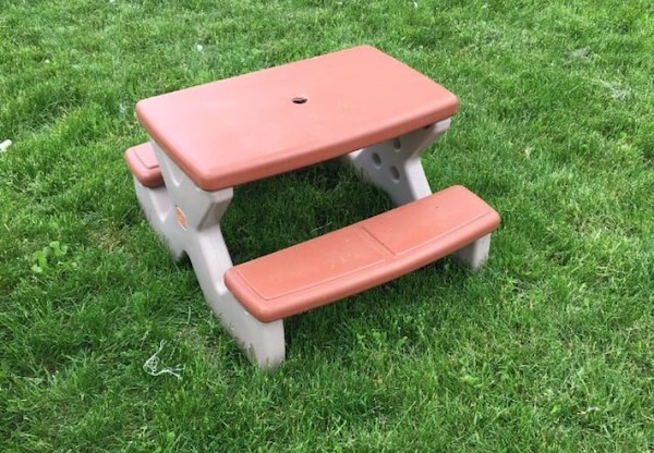 Used Step 2 Kids Picnic Table For Sale In Hacienda Heights Letgo