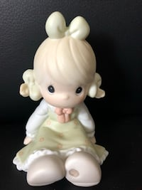 Precious Moments girl figurine...Bless your soul  Vaughan, L4L 5T5