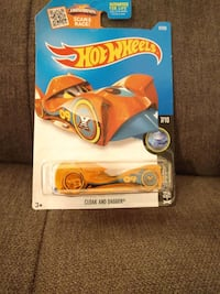 Cloak And Dagger HotWheels Car 17/250 Charleston, 29414