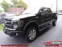 "2013 Ford F-150 4WD SuperCrew 145"" XL Baltimore"