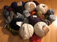 Luxury yarns from smoke-free house Hoboken, 07030