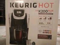 Keurig Hot 2.0 K200 Plus Series College Park, 20740