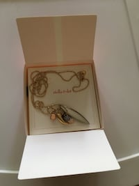 Stella and Dot long good luck charm  necklace Waterloo, N2J 1M8