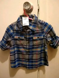 BOYS 18 MONTH NEW WITH TAGS OSH KOSH BUTTON UP Saraland, 36571