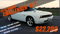 2010 Dodge Challenger R/T Plymouth