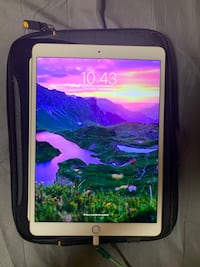 iPad Pro 10.5 64gb gold. with cover and Pencil