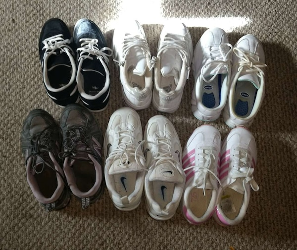 49fa72541 Used  25 each pair of running shoes for sale in Kitchener - letgo