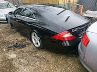 Parts car 2009 cls550 body clean tranny awesome  Brookhaven, 11719