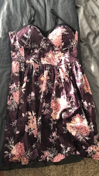 Flower print dress from Target Texas City, 77591